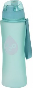 TOM drinkfles H2O kunststof  unisex 650 ml turquoise