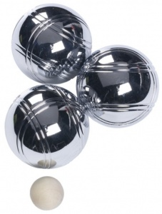 TOM Jeu de boules set 4-piece