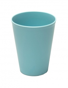 Amuse becherglas 360 ml blau