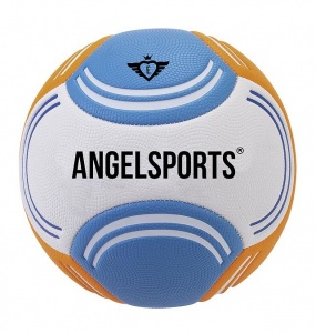 Angel sports soft Touch Beach Football Größe 5 blau/orange