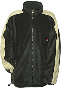 Anuy Fleece jacket Calgary unisex anthracite