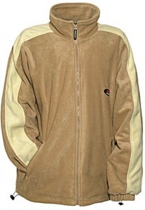 Anuy Fleece jacket Calgary unisex brown