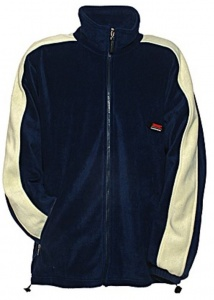 Anuy Fleece jacket Calgary unisex navy