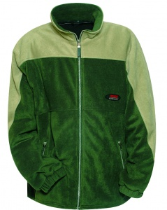 Anuy Fleece jacket Jespen unisex green