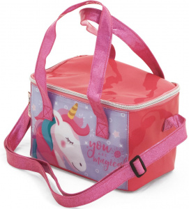 Arditex cooler bag unicorn girls 5 liters polyester pink