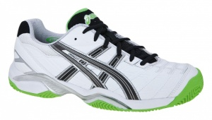 ASICS tennisschoenen Gel Challenger 8 Clay heren wit