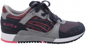 Asics sneakers Gel Lyte III chameleoid pack grijs heren