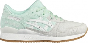 ASICS sneakers Gel Lyte III dames turquoise/wit