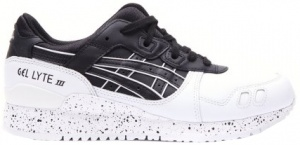 Asics sneakers Gel Lyte III zwart/wit heren