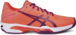 ASICS tennisschoenen Gel-Solution Speed 3 dames oranje