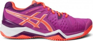 ASICS Tennisschoenen Gel Resolution Clay 6 dames paars