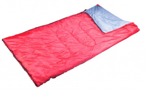 Atipick sleeping bag 200 x 50 cm polyester red