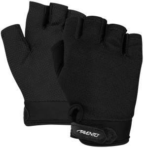 Avento Fitness Gloves Mesh Black