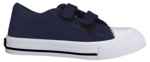 Avento Gymnastiekschoenen Marine Canvas Junior