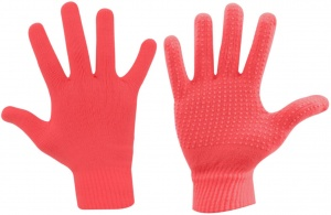 Avento gloves Jaimy knitted ladies pink