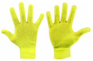 Avento gloves Jamie unisex yellow