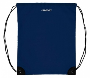 Avento Backpack With Pull Cords Universal Blue