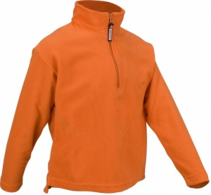 Avento Skipulli Micro Fleece Junior Oranje