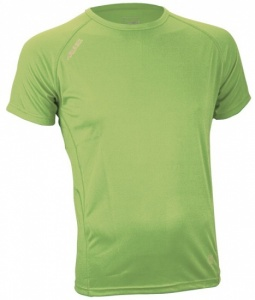 Avento Men Sport Shirt Lime