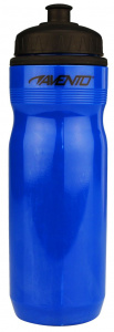 Avento sports water bottle Duduma 0.7 litres rubber blue