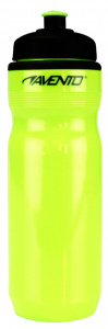 Avento sports water bottle Duduma 0.7 litres rubber yellow
