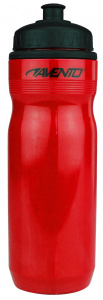 Avento sports water bottle Duduma 0.7 litres rubber red