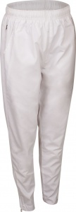 Avento Sportbroek Lang Basic Junior Wit Maat 164