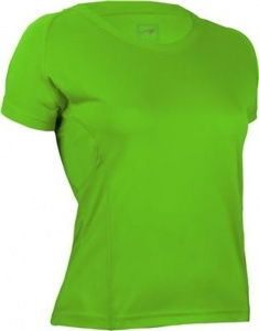 Avento Sport Shirt tailored ladies Lime
