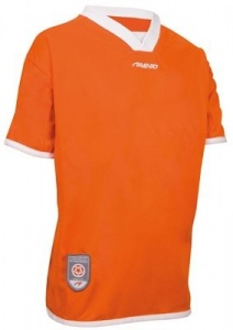 Avento Sports Short Sleeve Shirt Junior Orange