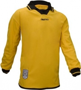 Avento Sport Long Sleeve Shirt Size Junior Yellow 152/164