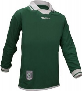 Avento Sport Long Sleeve Shirt Green Junior