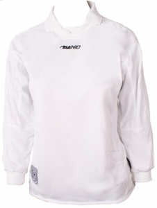 Avento Sport Long Sleeve Shirt Size Junior White 110/116