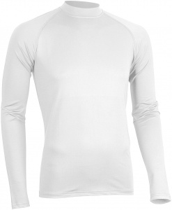Avento thermoshirt base layer lange mouw heren wit