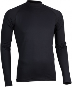 Avento thermoshirt base layer lange mouw heren zwart