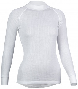 Avento Thermoshirt Lange Mouw Dames Wit Maat L-S