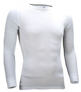 Avento Thermoshirt Lange Mouw Heren Wit