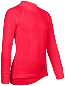 Avento Thermo Long Sleeve Shirt Junior Fuchsia Maat152