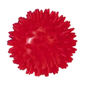 Beco massage ball 9 cm red