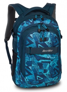 Bestway Evolution Air Rucksack 22 Liter Benzin/Marine