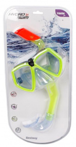 Bestway snorkelset Ever Sea junior blauw one-size