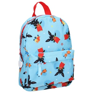 Bing backpack Fun with Friends 31 x 23 cm blue