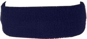 BluePoint hair band unisex navy