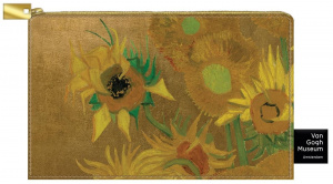 Blueprint Collections Ltd wallet Vincent van Gogh 14 cm