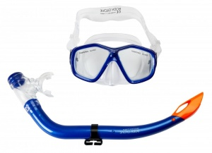 Body Glove snorkelset Portsea Youth junior blauw