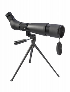 Bresser spotting scope 20-60x60 Travel 37 x 7,5 cm zwart 5-delig