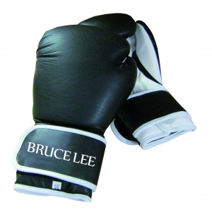 Bruce Lee bokshandschoenen Allround zwart/wit