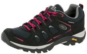 Brütting hiking boots Mount Frakes synthetic black/pink