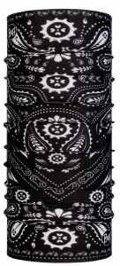 Buff bandana Original 22,3 cm cashmere black/white one-size
