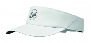 Buff pet Visor R-Solid polyester wit one-size