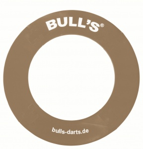 Bull´s dartbordring Quarterback Surround crème 18